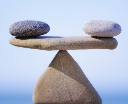 Mentale Balance